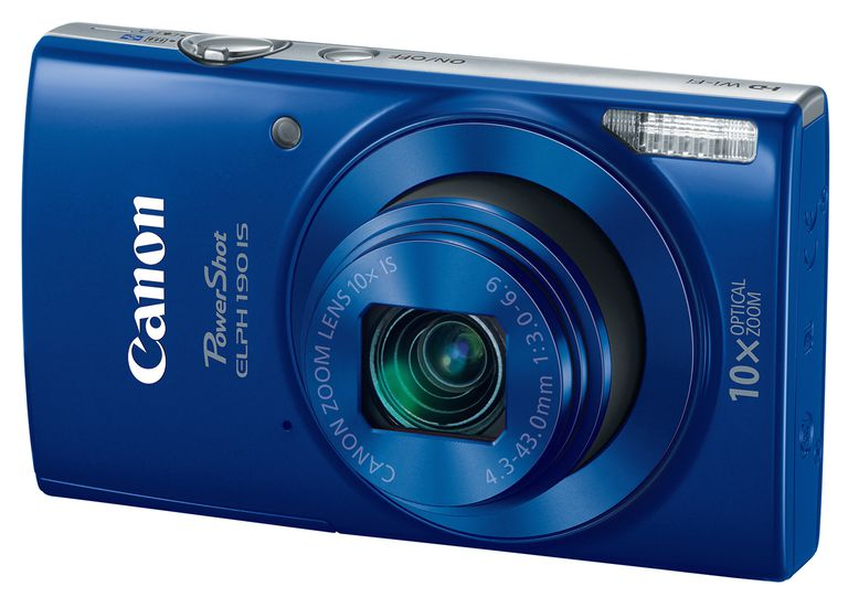 Canon ELPH 190 Review