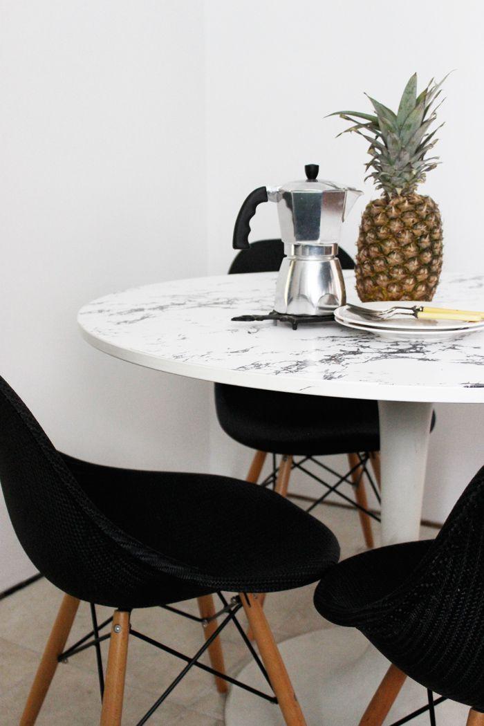 DIY Marble Table Top