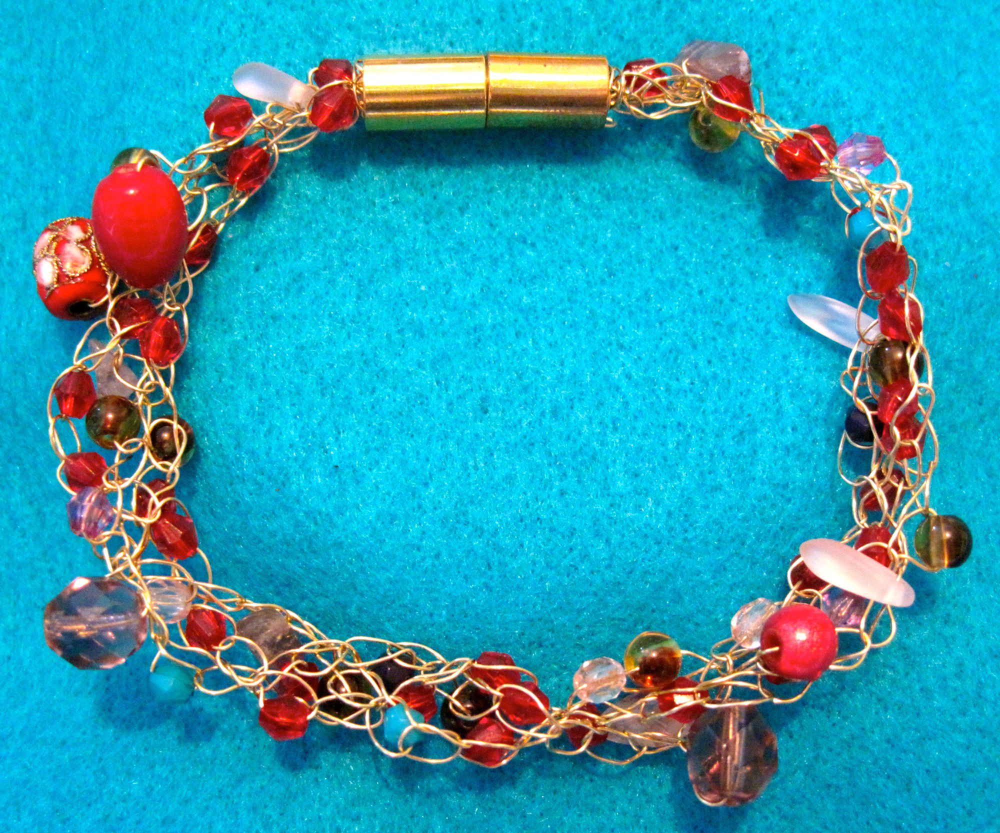 20 free wire crochet jewelry patterns bankloansurffo Image collections