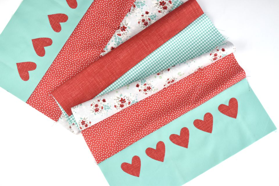 Sew the Patchwork Pieces Together