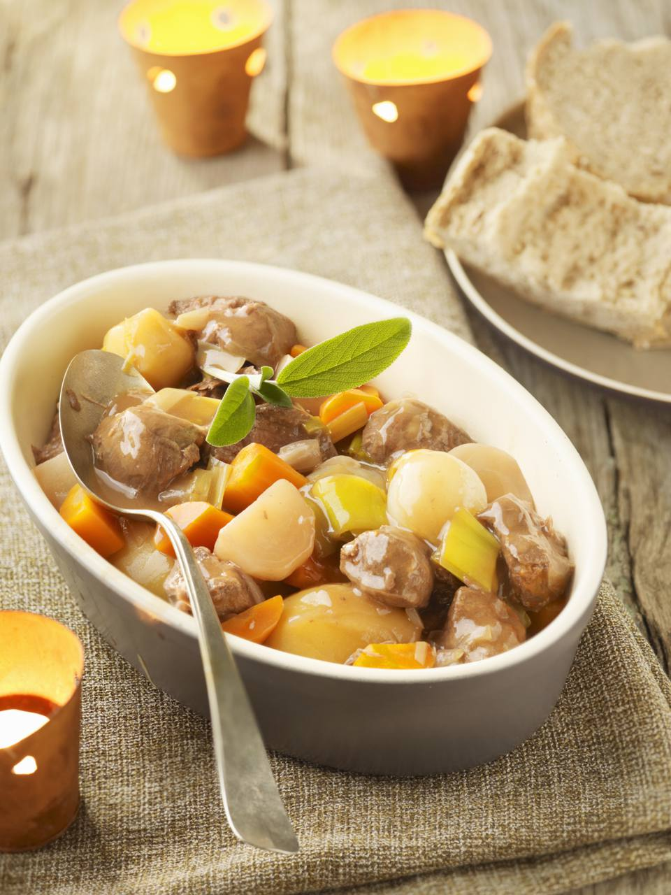 Slow cooker pork stew recipe with apple cider for Slow cooker fish stew