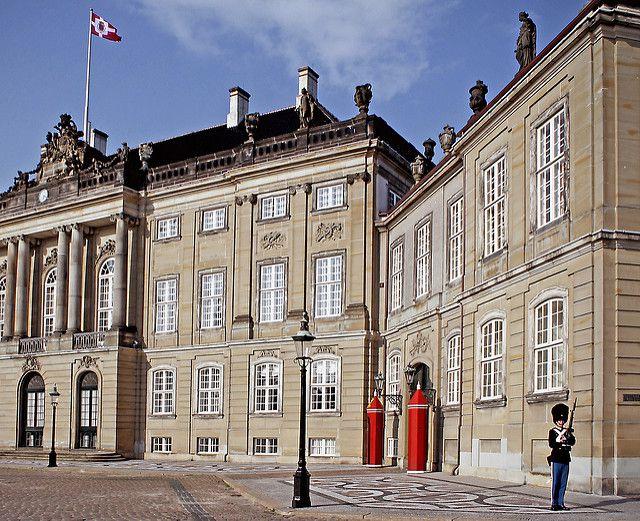 The Brave Steadfast (Tin) Soldier, Copenhagen