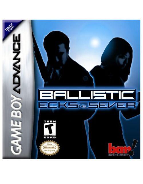 Ballistic: Ecks Vs. Sever (Game Boy Advance)