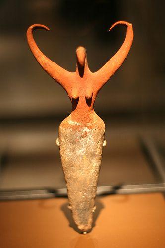 Female Figurine from Predynastic Egypt
