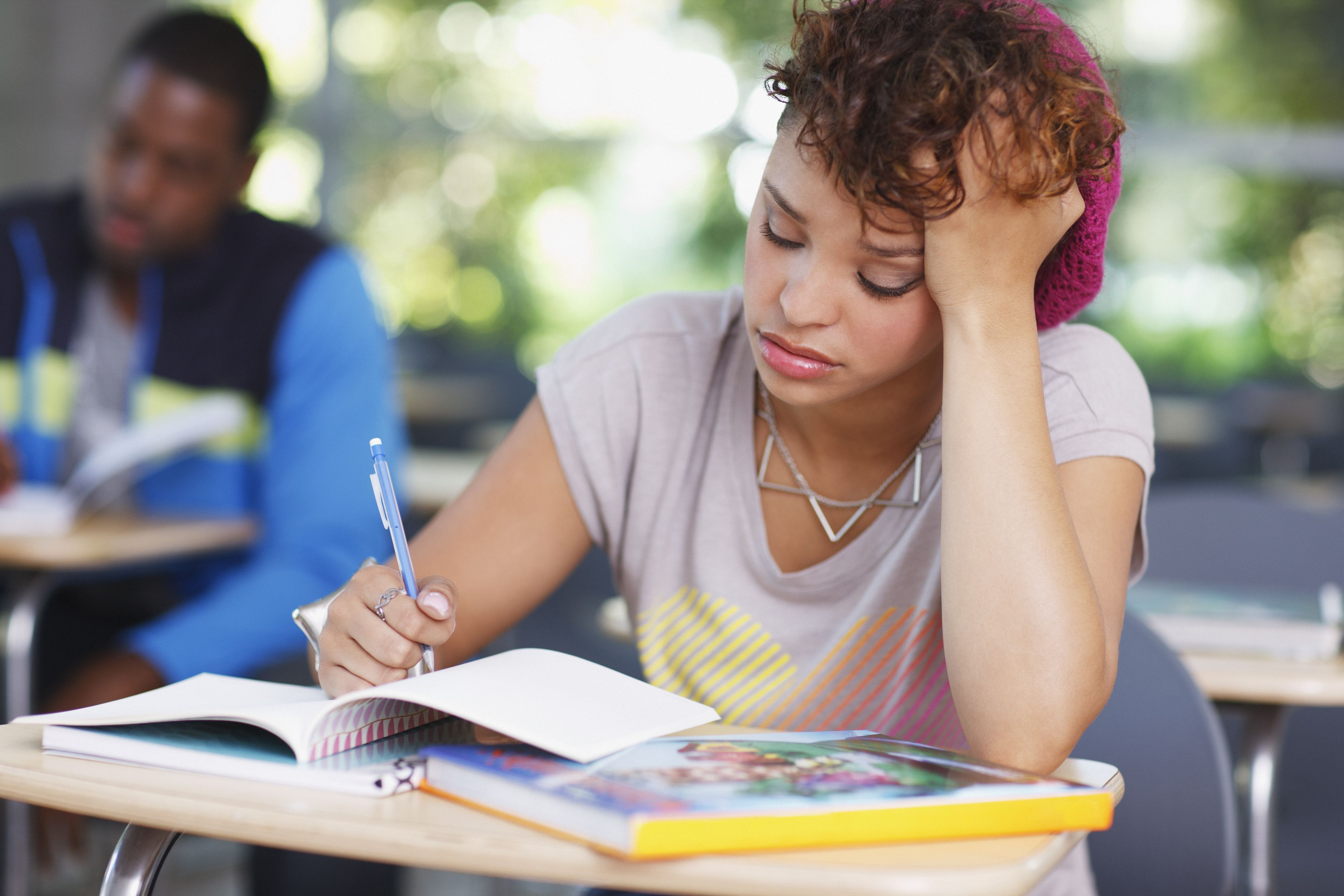3 reasons behind student stress Continued long-term stress if you let your stress spiral on for too long, it can have damaging effects on your physical, mental, and emotional health, especially if it becomes chronic.