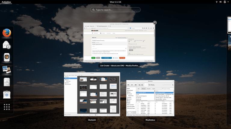 GNOME Keyboard Shortcuts - The Super Key