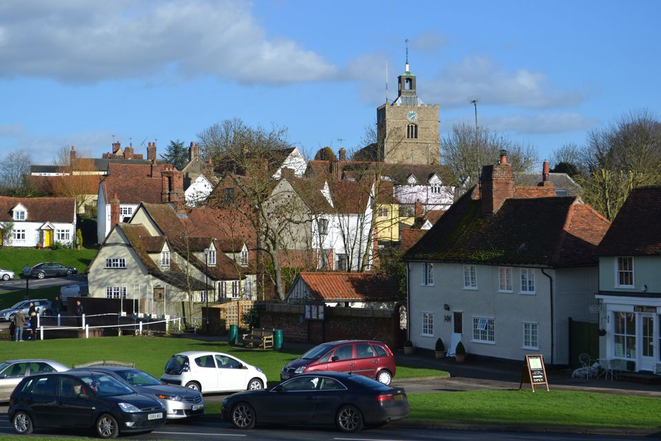 Finchingfield Village Green