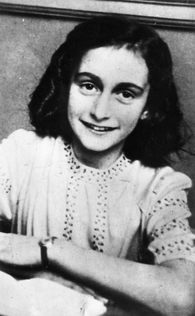 A Picture of Anne Frank