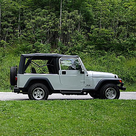 Jk Auto Repair >> How to Interpret Jeep Codes, or Jeep Models by Year