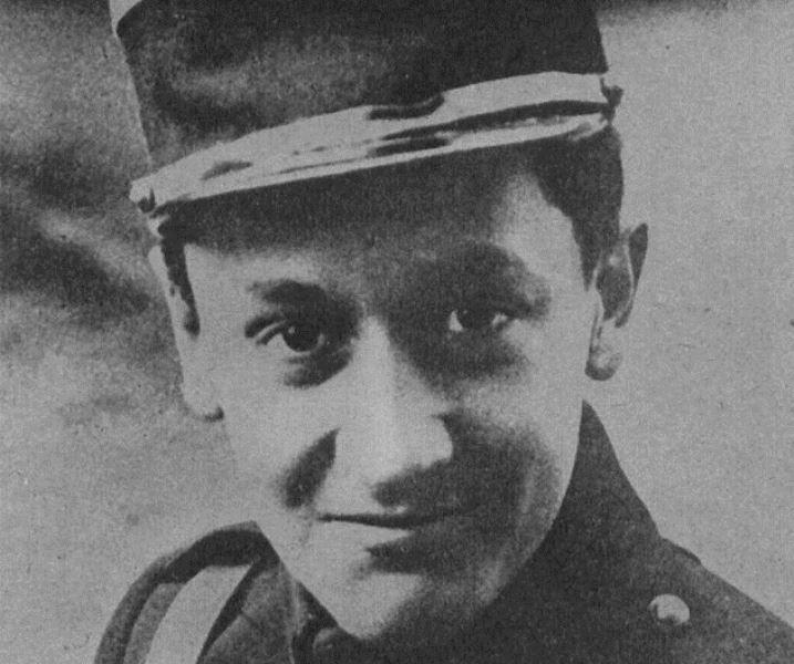Georges Guynemer during World War I