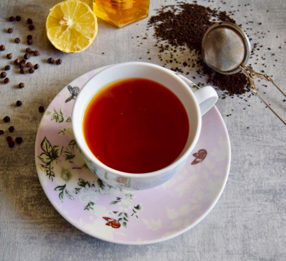 Pepper tea
