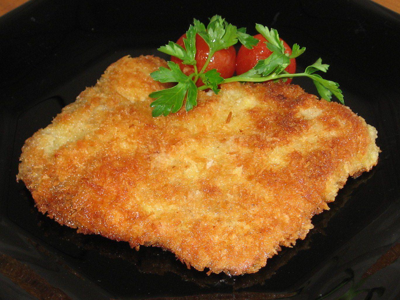 Polish Breaded Pork Cutlets Kotlety Schabowy Recipe