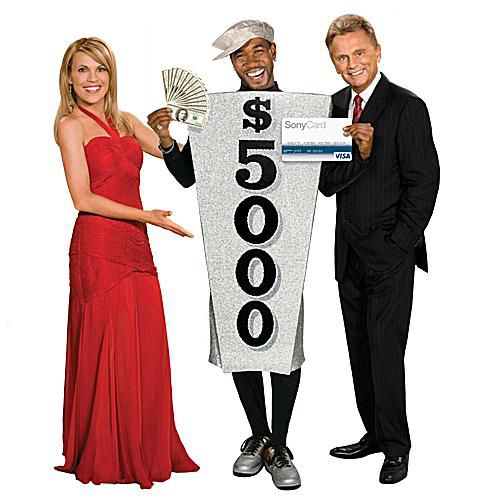 $5K with 'Wheel of Fortune' Hosts Pat Sajak and Vanna White