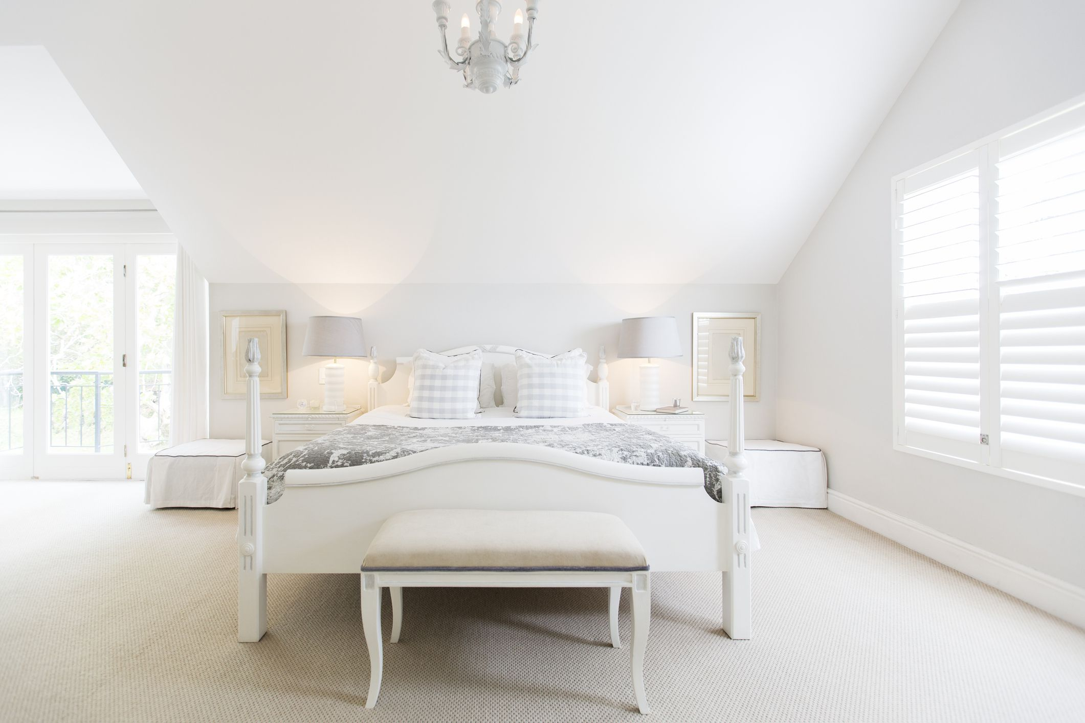 Ways to Use White in a Bedroom. 9 Tips for Styling White Rooms