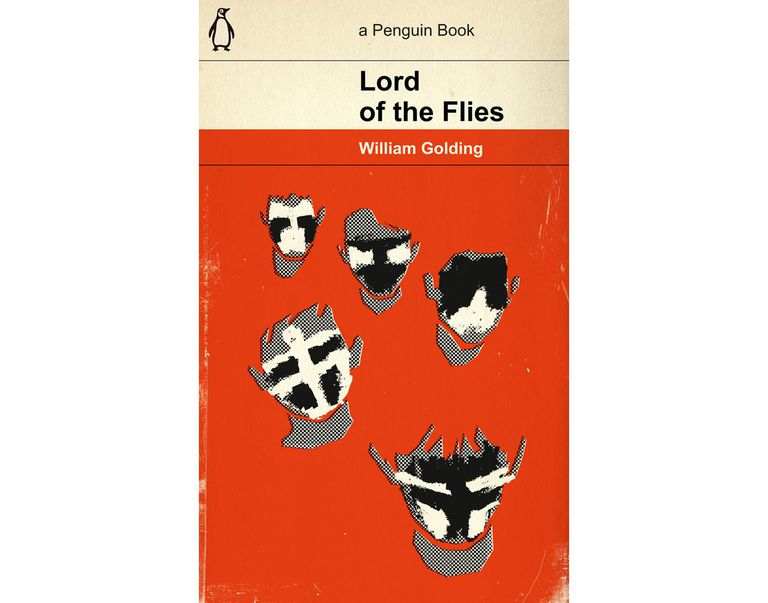 Lord of the Flies Re-Covered
