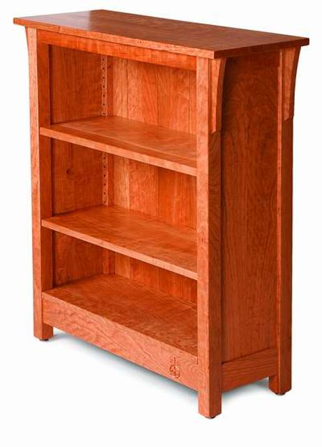 15 free bookcase plans you can build right now for Craftsman style bookcase plans