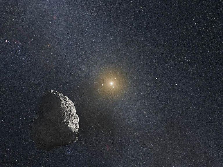 a Kuiper Belt object