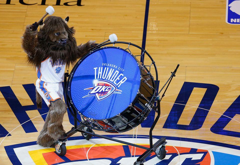 Thunder Basketball