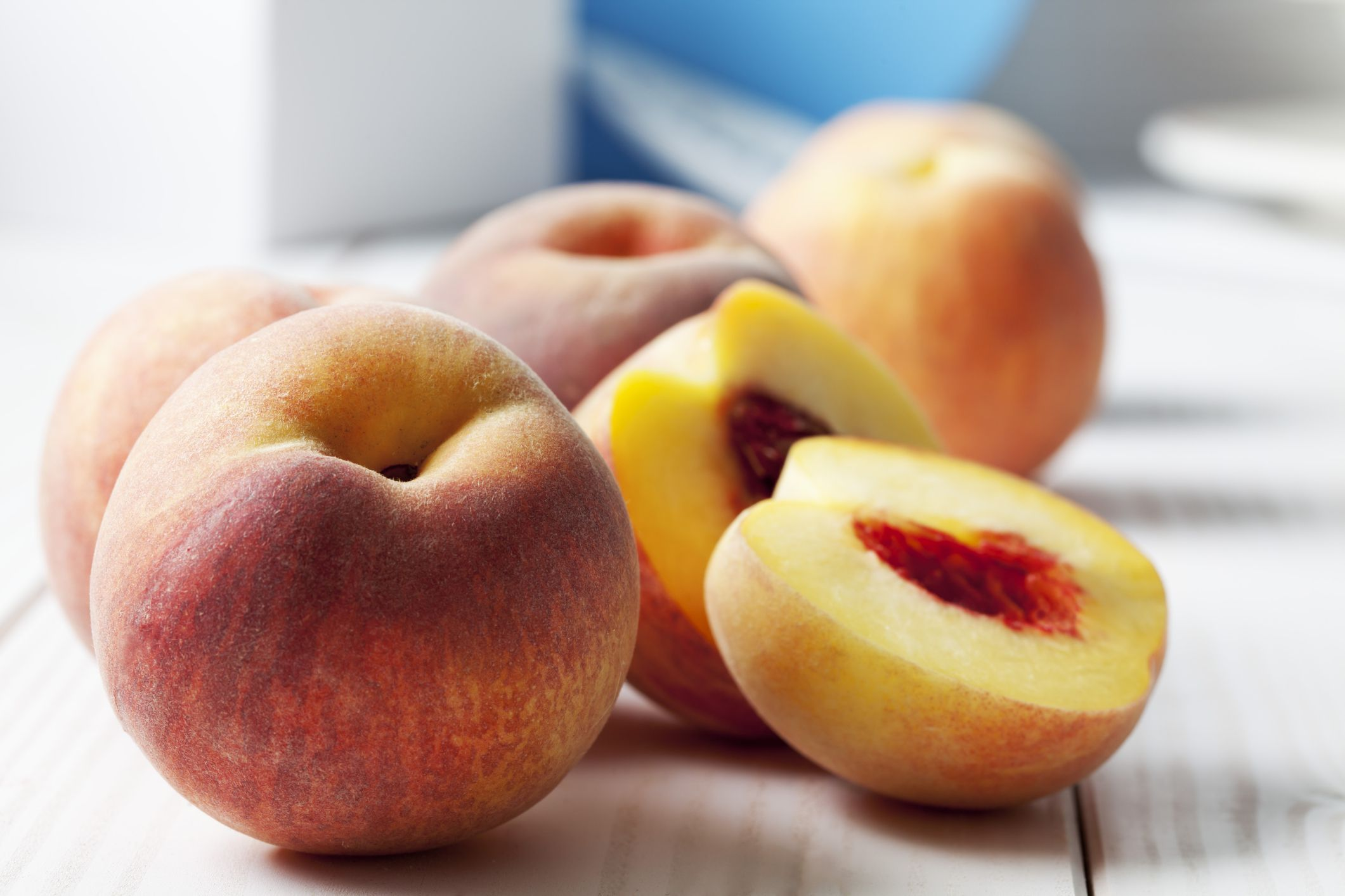 Quick Tips For Pitting Peaches