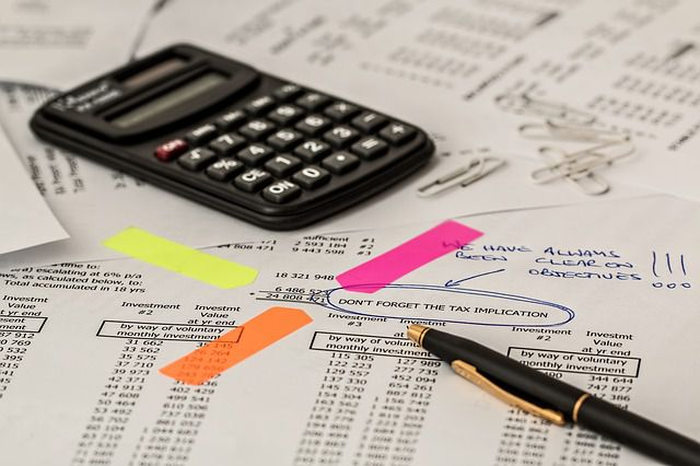 What's the difference between a ledger and a budget? Is there a difference?
