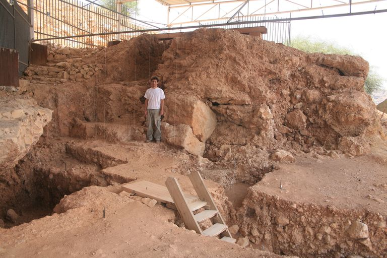 Qesem Cave Excavations