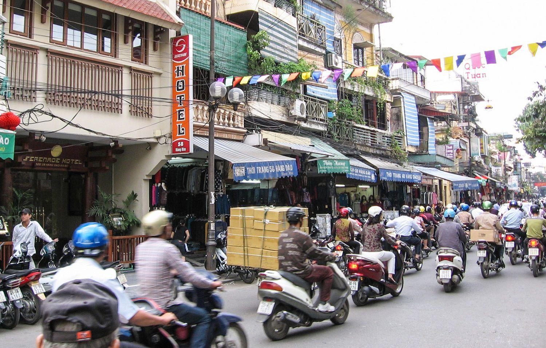 How to Shop at Hanoi, Vietnam's Old Quarter Neighborhood