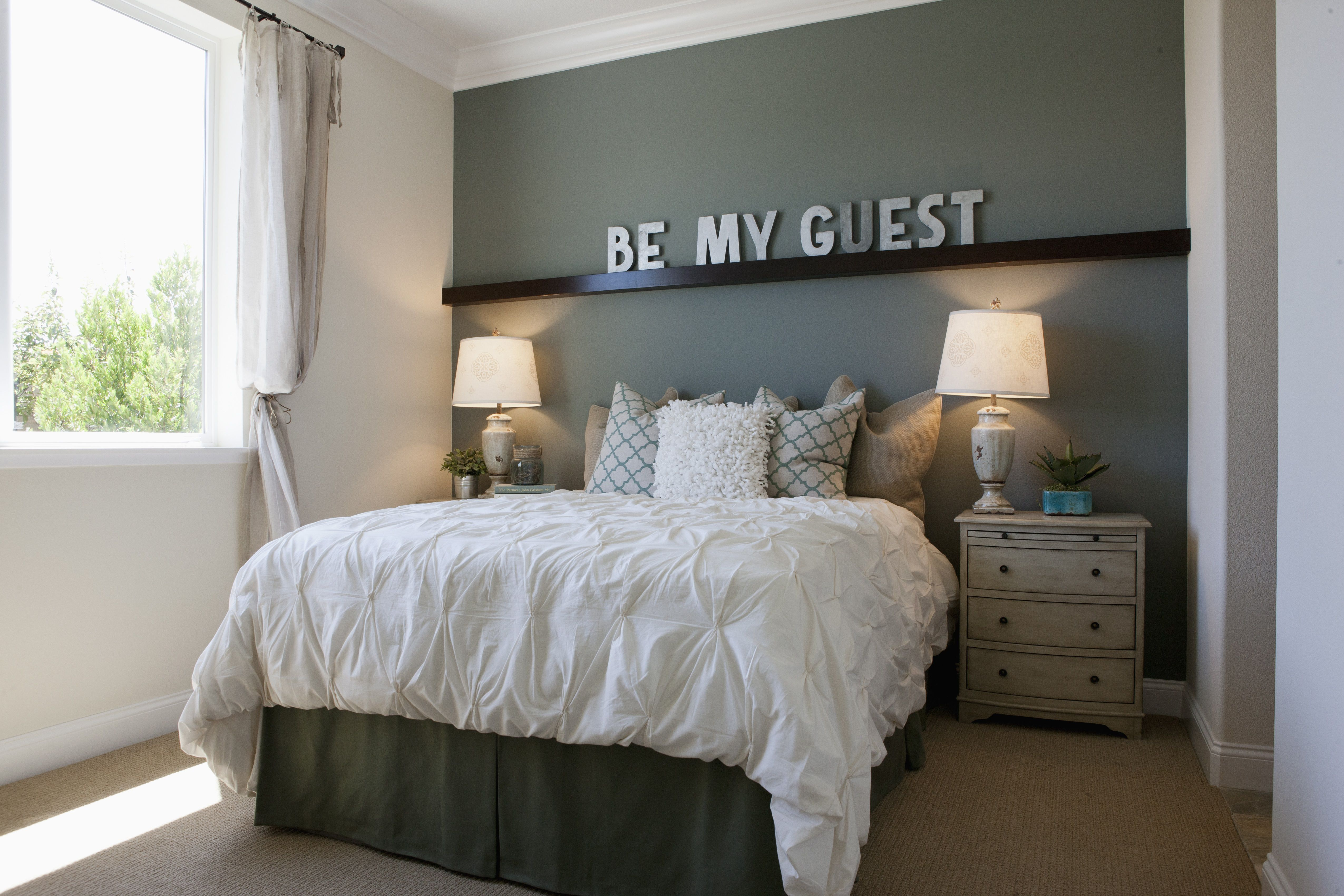 Guest room design furniture - How To Make Your Guest Room Feel Like Home Bedroom Design Basics