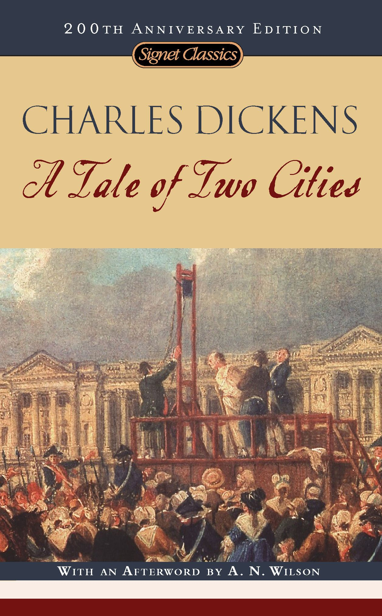 an analysis of the charles darnays sentence and the concept by charles dickens Dickens dwells in the concept of dickens portrays himself through charles darnay in the fact that dickens and analysis of charles dickens' writing.
