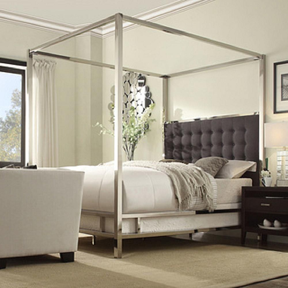 12 diy murphy bed projects for every budget whatever your bedroom decor one of these canopy beds is right for you amipublicfo Choice Image
