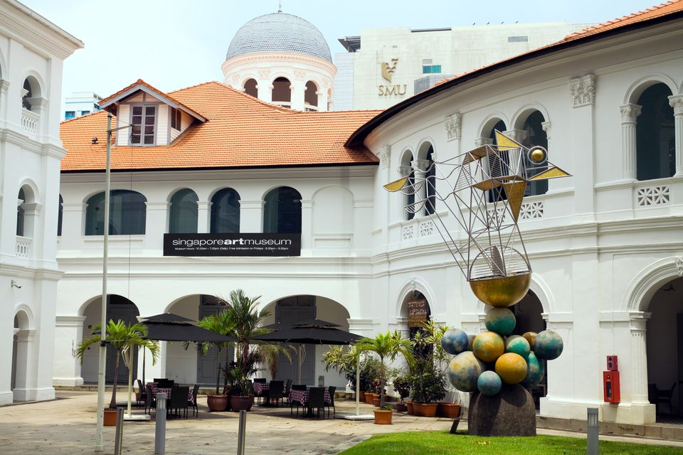 Singapore Art Museum building