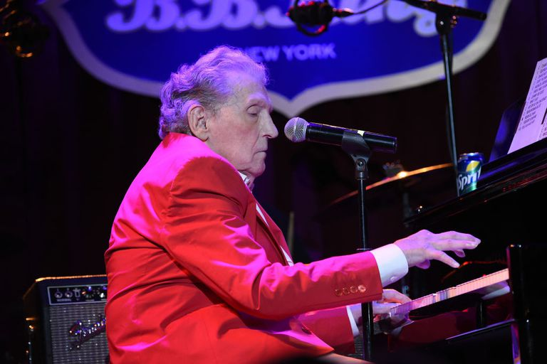 Jerry Lee Lewis In Concert - New York, New York