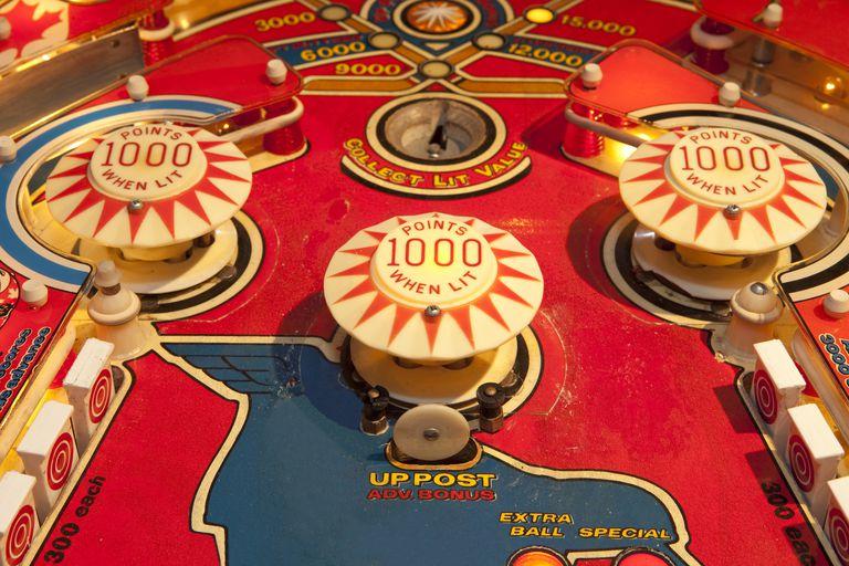 Multiple Pinball Targets