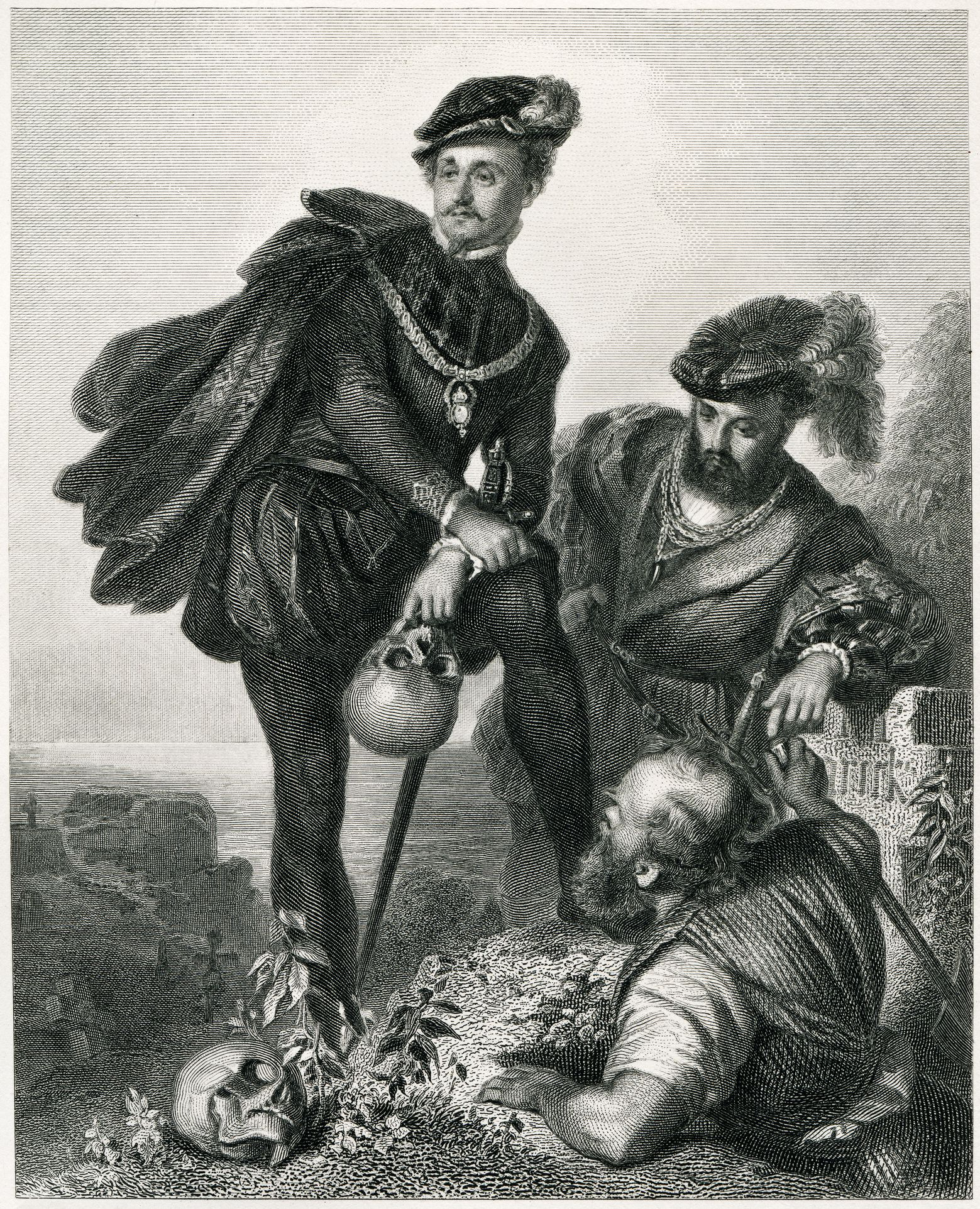 the failure of hamlet to comprehend the death of polonius Ghost is simultaneously alive and dead: the binary of life and death is  that  claudius exhorts hamlet to 'put a term to his grief, to comprehend his mourning,  to  necessary part of his mission to attain justice and his failure to succeed is a .