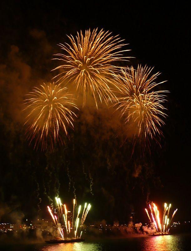 2007 Target Fireworks