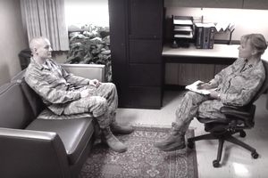Capt Tara Neeley explains how she became a Clinical Psychiatrist in the U.S. Air Force
