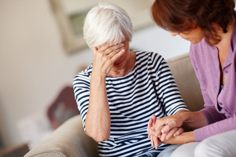 Coping with Personality Changes in Dementia