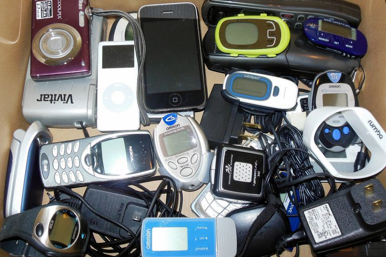 Fitness Gadgets Ready to Recycle