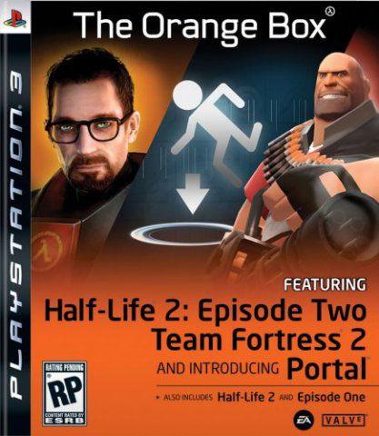 Half-Life 2: The Orange Box - PS3