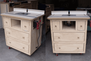 9 free diy router table plans you can use right now ana whites free router table plan keyboard keysfo Image collections