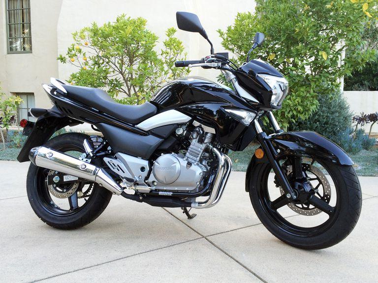 2014 Suzuki GW250 Review