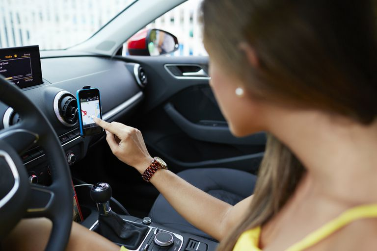 cell phone wi-fi in car