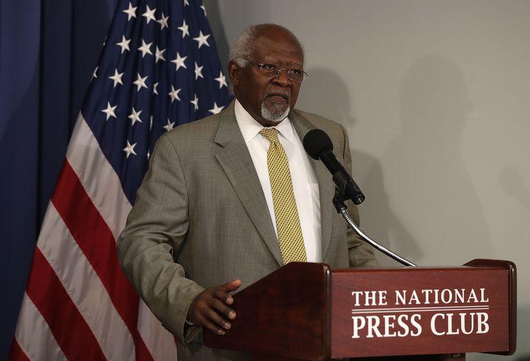 Marcus Garvey's Son Calls For Posthumous Presidential Pardon Of His Father