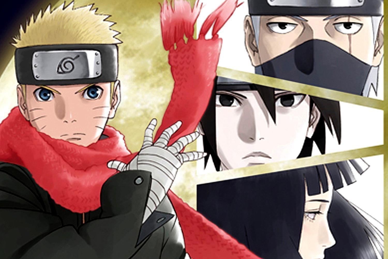 Naruto Shippuden The Last