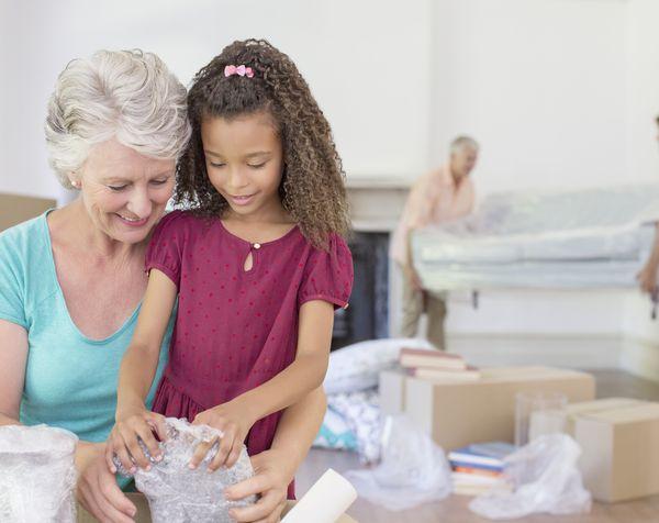 Grandparents win right to see grandchildren advise