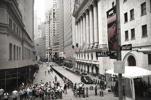 NYSE outside
