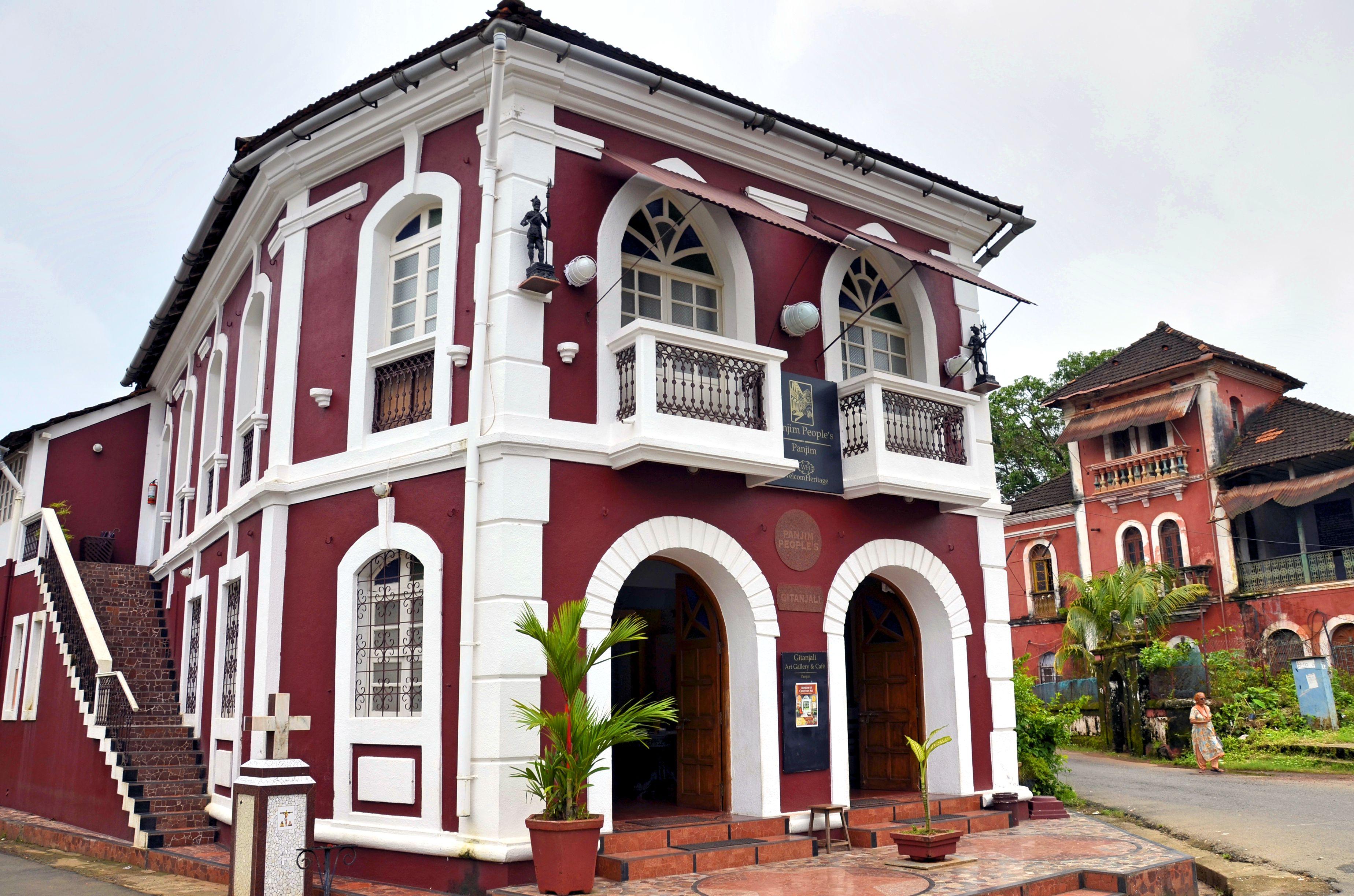 Goan House Designs And Floor Plans: Fontainhas Goa: Guide To Enjoying Goa's Latin Quarter