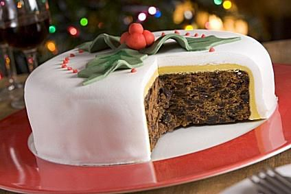 How To Make A Classic British Christmas Cake Step By
