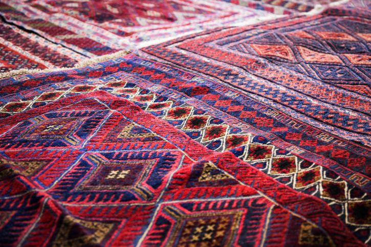The Worst Things You Can Do To An Area Rug