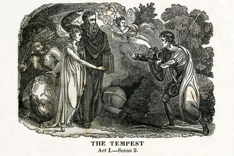 "the use of humor in shakespeares play the tempest Shakespeare's plays what should we make of a clothes-free production of one of his best-known plays, ""the tempest all-women production of."
