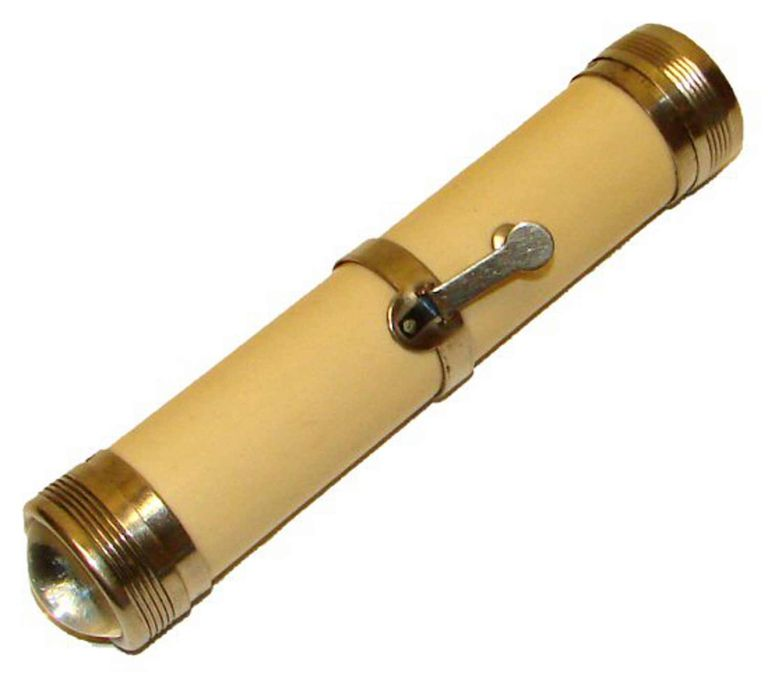 Invention of The Flashlight